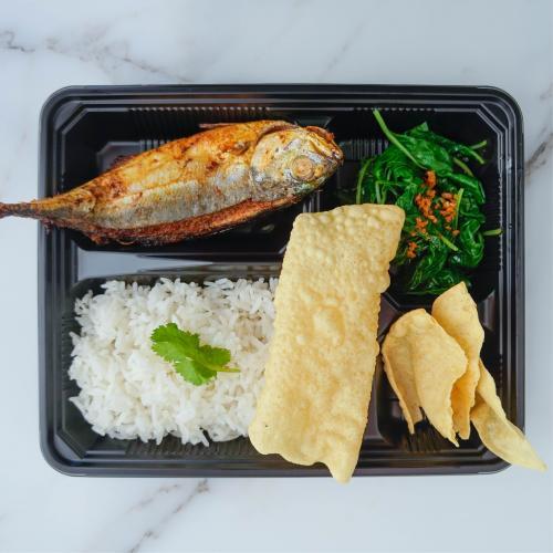 Cencaru Sumbat Lunchbox